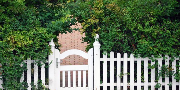Int r t et prix d 39 une cl ture de jardin travaux le guide pour vos travaux d - Prix d une cloture de jardin ...