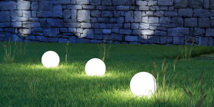 Prix d\'installation de luminaires extérieurs | Travaux-exterieur.fr ...