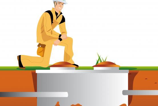 Le guide des chantiers en ext rieur travaux for Piscine b24